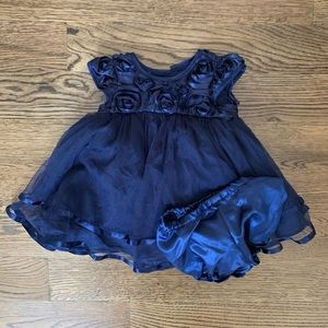 Pippa and Julie Infant Party Dress